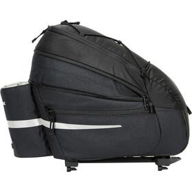 VAUDE Silkroad Sacoche pour vélo L Adaptateur Snap-It, black